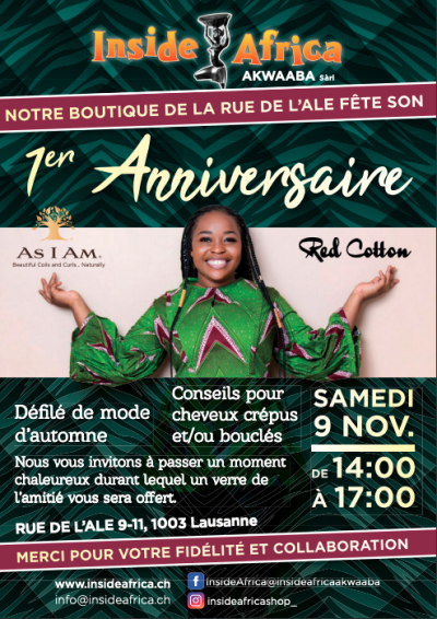 Flyer of the Event