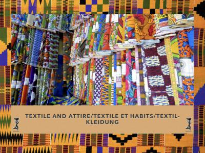 African Textile Selection