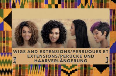 Wigs and Extensions Service Image
