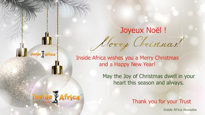 Merry Christmas from Inside Africa