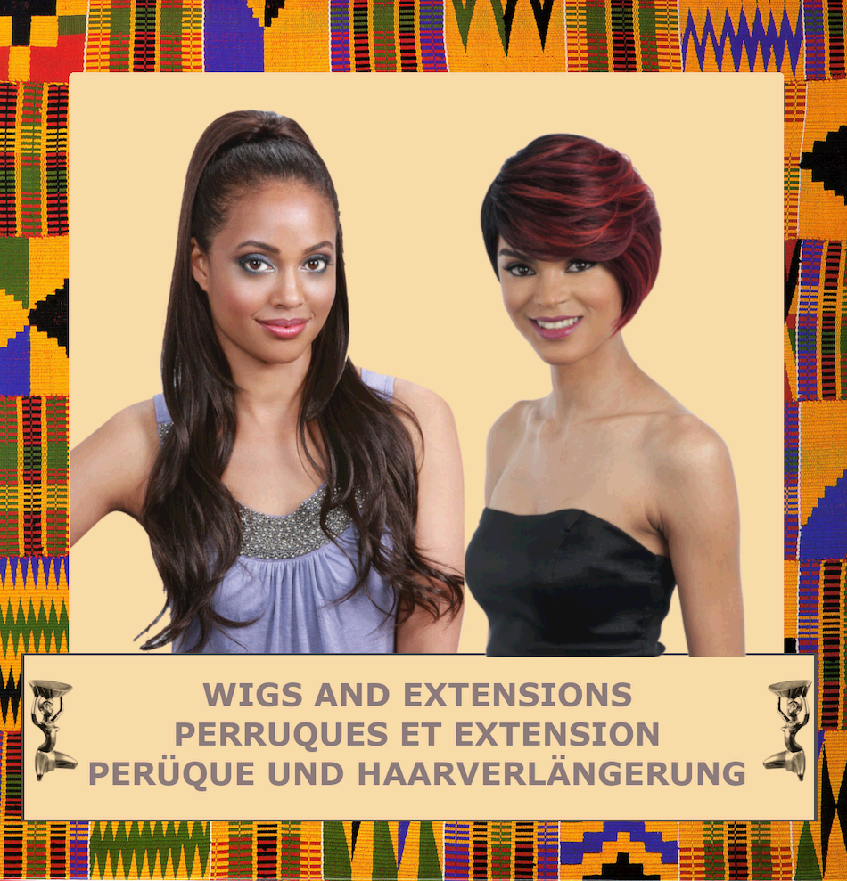 Wigs and Extensions Service
