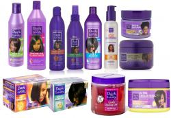 Dark and Lovely product assortment