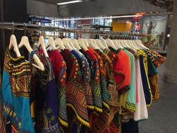 Assortment of African attire